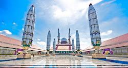 MAJT Masjid Agung Jawa Tengah