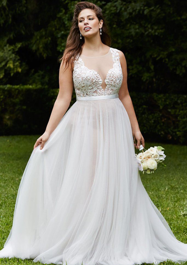 plus size wedding dresses spesial