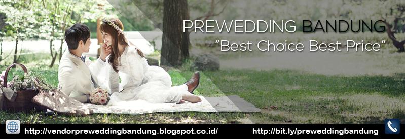 Paket Prewedding Bandung