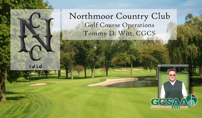 Northmoor Country Club Golf Course Operations