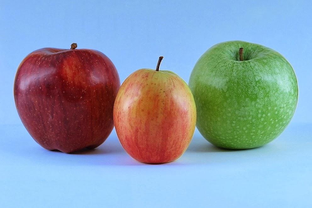 Ένα μήλο την ημέρα τον γιατρό τον κάνει πέρα...
