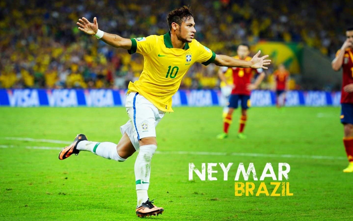 Brazil soccer wallpaper 2014