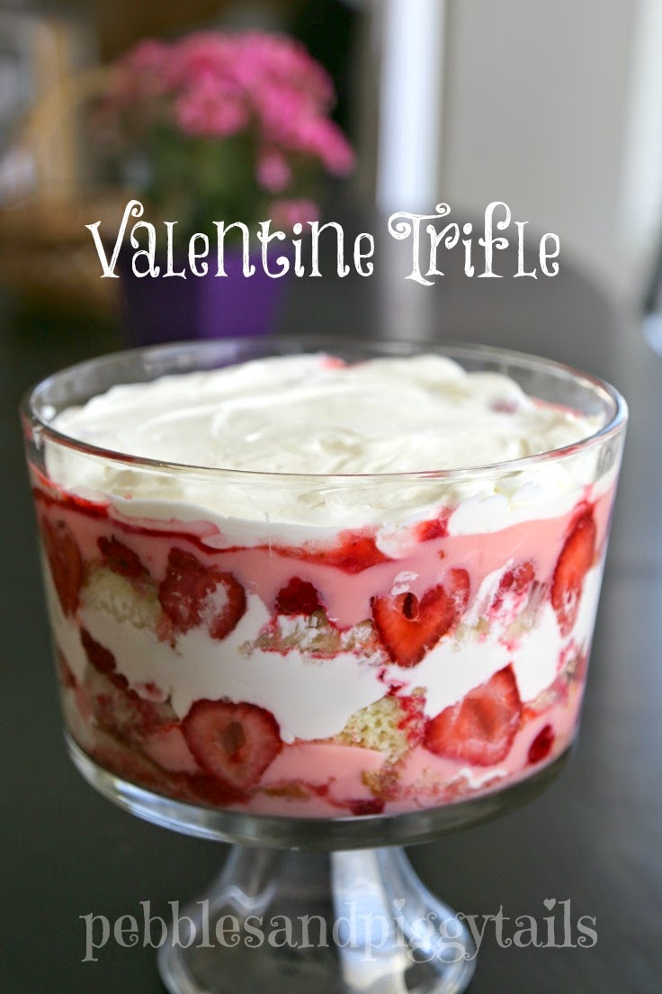 Layer It All Pretty In A Trifle Dish {like This One} And It Will Be A Feast  For The Eyes As Well As The Tummy.