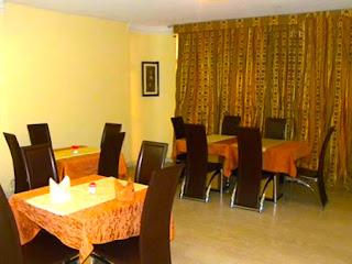 Solitude Hotel restaurant