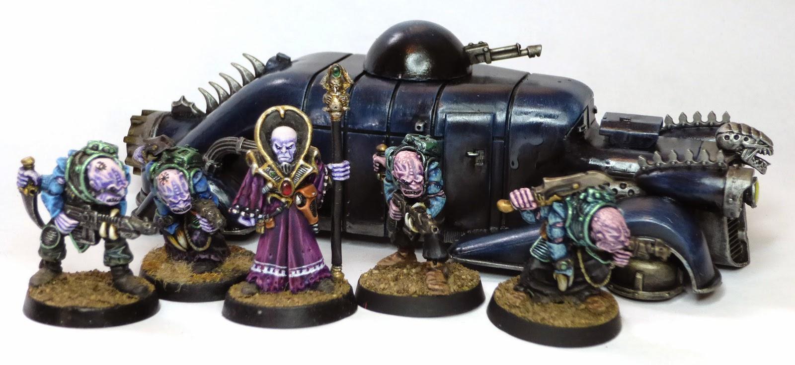 Cult Of The Four Armed Emperor Genestealer Cult Pt 1
