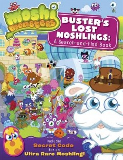 Buster's Lost Moshlings book