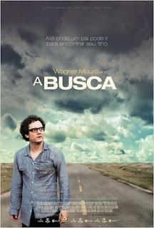"Poster do filme ""A Busca"""