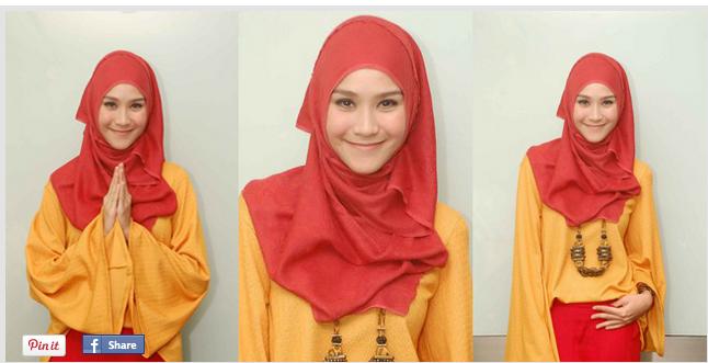 Selebriti Indonesia yang Cantik Mengenakan Hijab atau Jilbab - Kabar ...