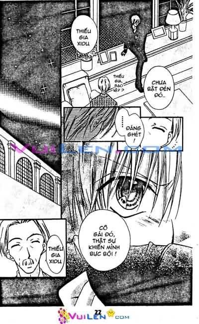 Công Chúa Ẩm Thực chap 8 - Trang 22