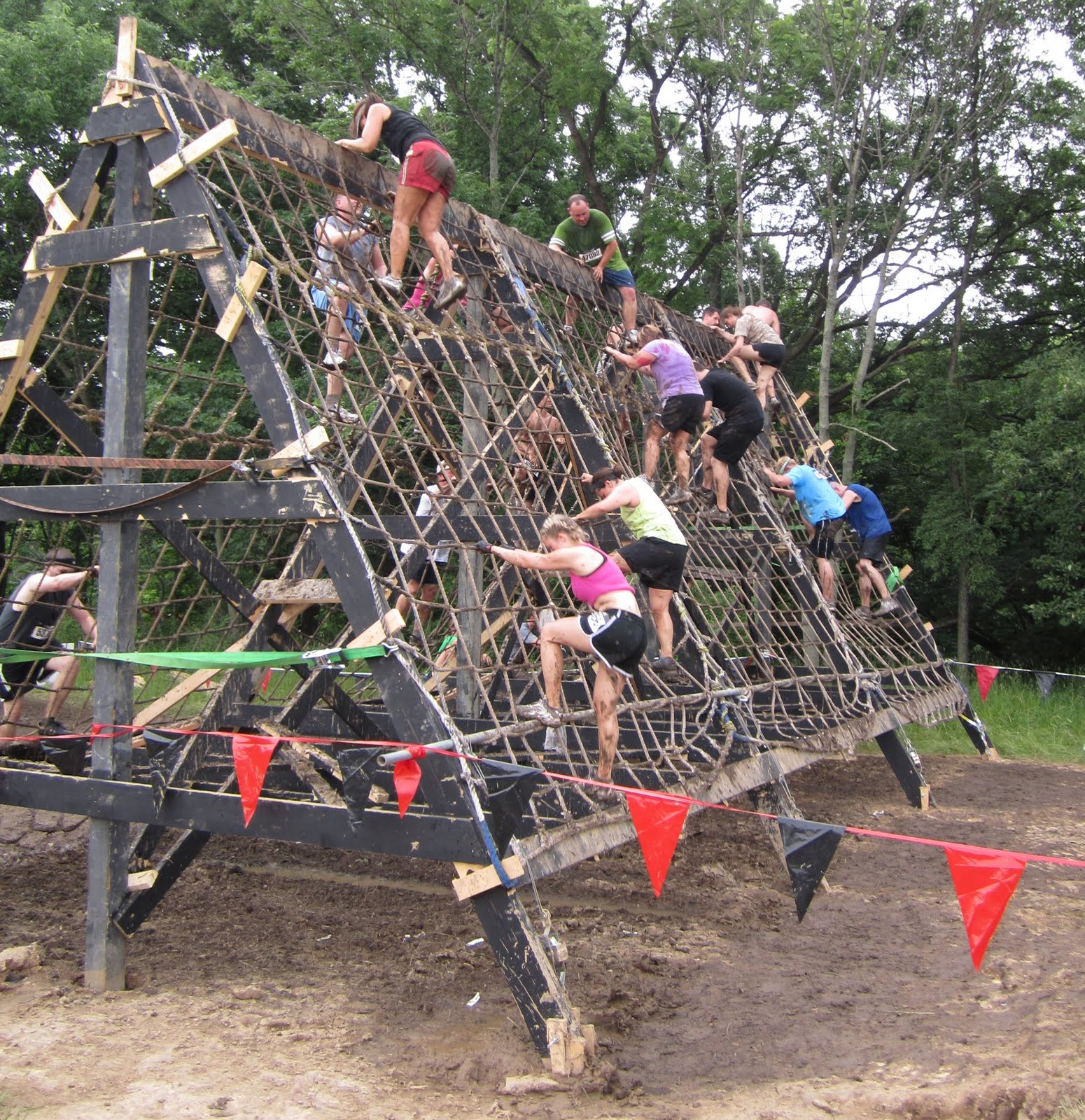 Tru Stories From The 222nd Floor: Warrior Dash: Eye Of The