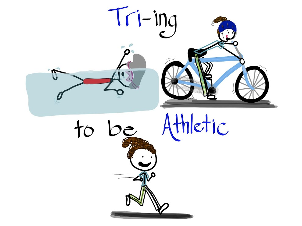 Tri-ing to be Athletic