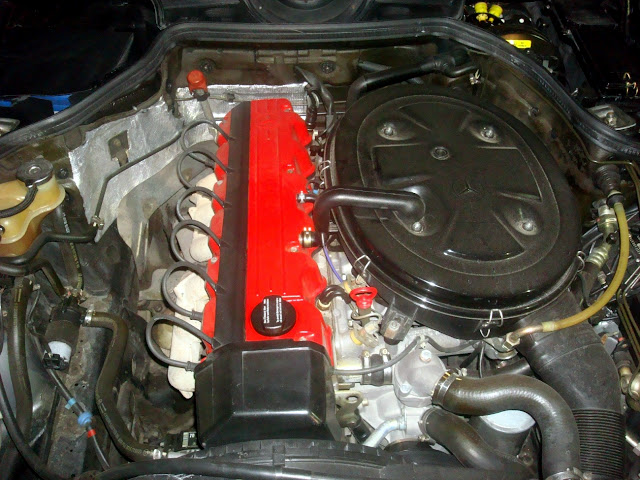w124 engine brabus