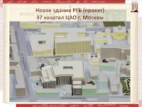 Проект нового здания РГБ