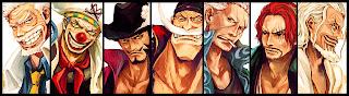One Piece Strongest Garp Buggy Mihawk Whitebeard Benn Beckman Shanks Silver Rayleigh Anime HD Wallpaper Desktop Background
