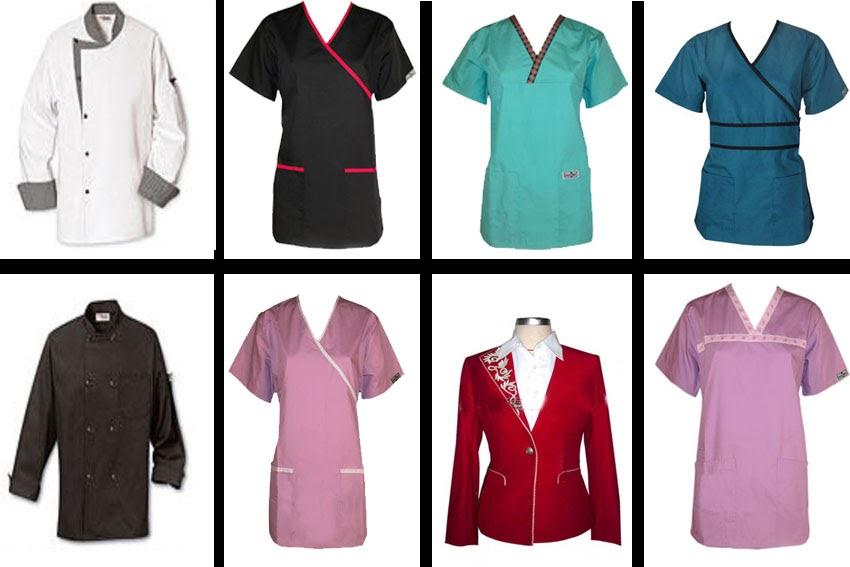 Garment seragam jakarta for Spa uniform indonesia
