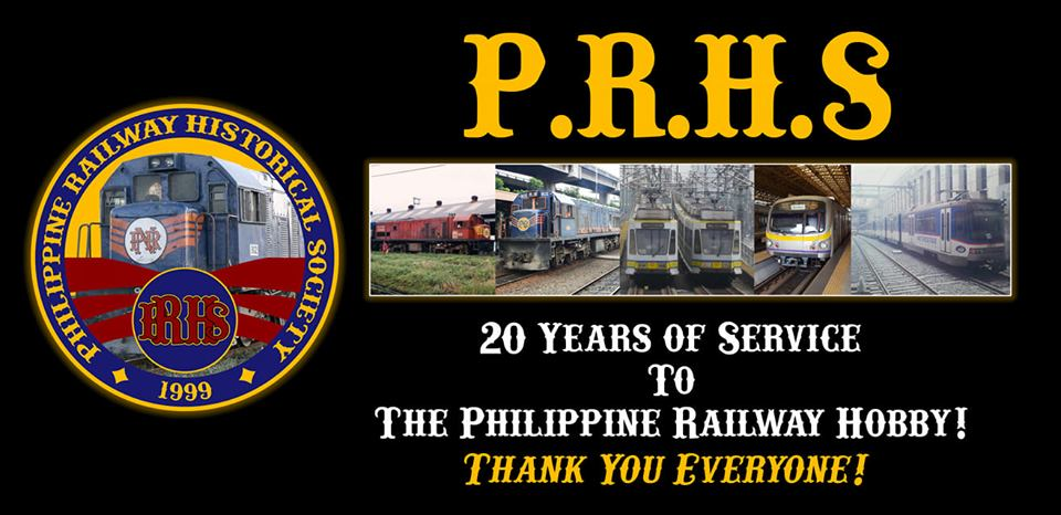 Philippine Railway Historical Society   News and History!