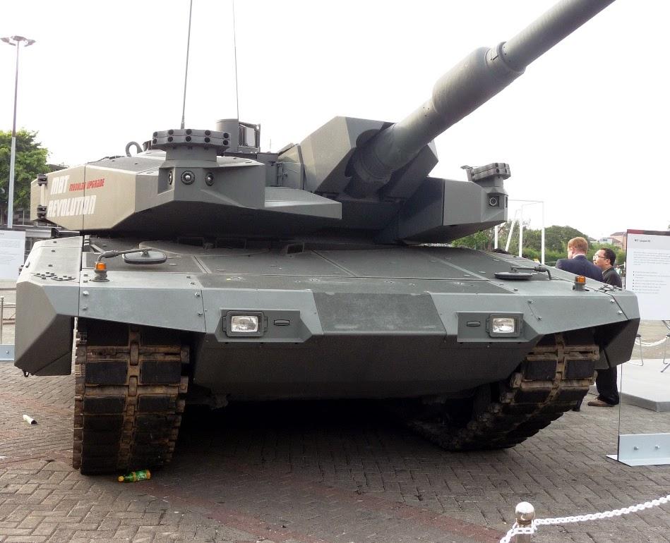 Tank Leopard RI Revolution