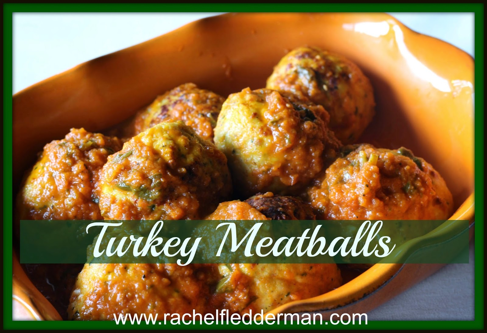 Tukey Meatballs