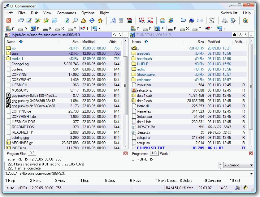 EF Commander 10.25 (x86/x64)