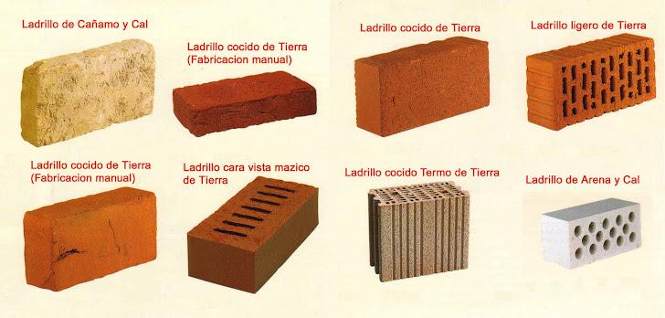 Infoladrillos clasificaci n ladrillos - Tipos de ladrillos huecos ...