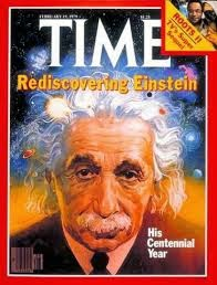 "Living in ""Einstein Time"""