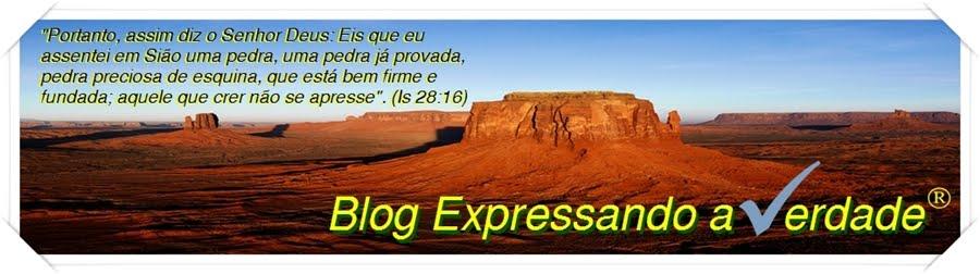 Blog Expressando a Verdade