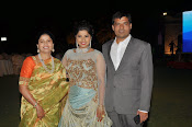 Dil Raju Daughter Hanshitha Wedding reception-thumbnail-9