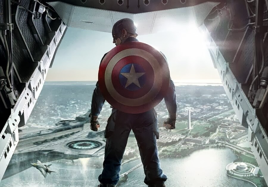 Captain America: The Winter Soldier - First Trailer & New Poster