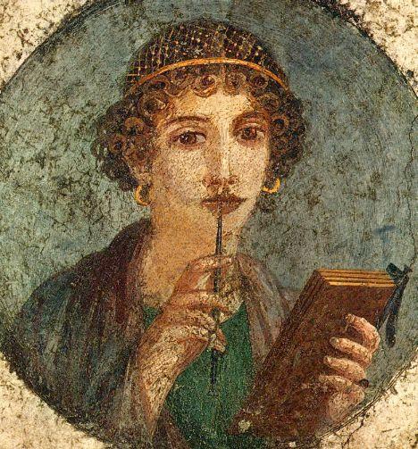 Safo, la cantora de Mitilene