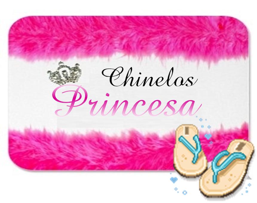Chinelos Princesa