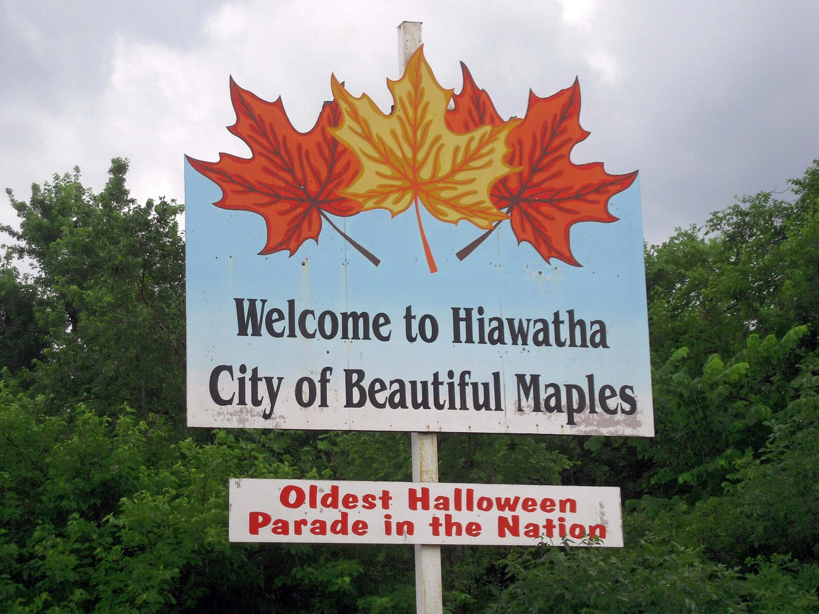 Hiawatha (KS) United States  City new picture : Geographically Yours Welcome: Hiawatha, Kansas