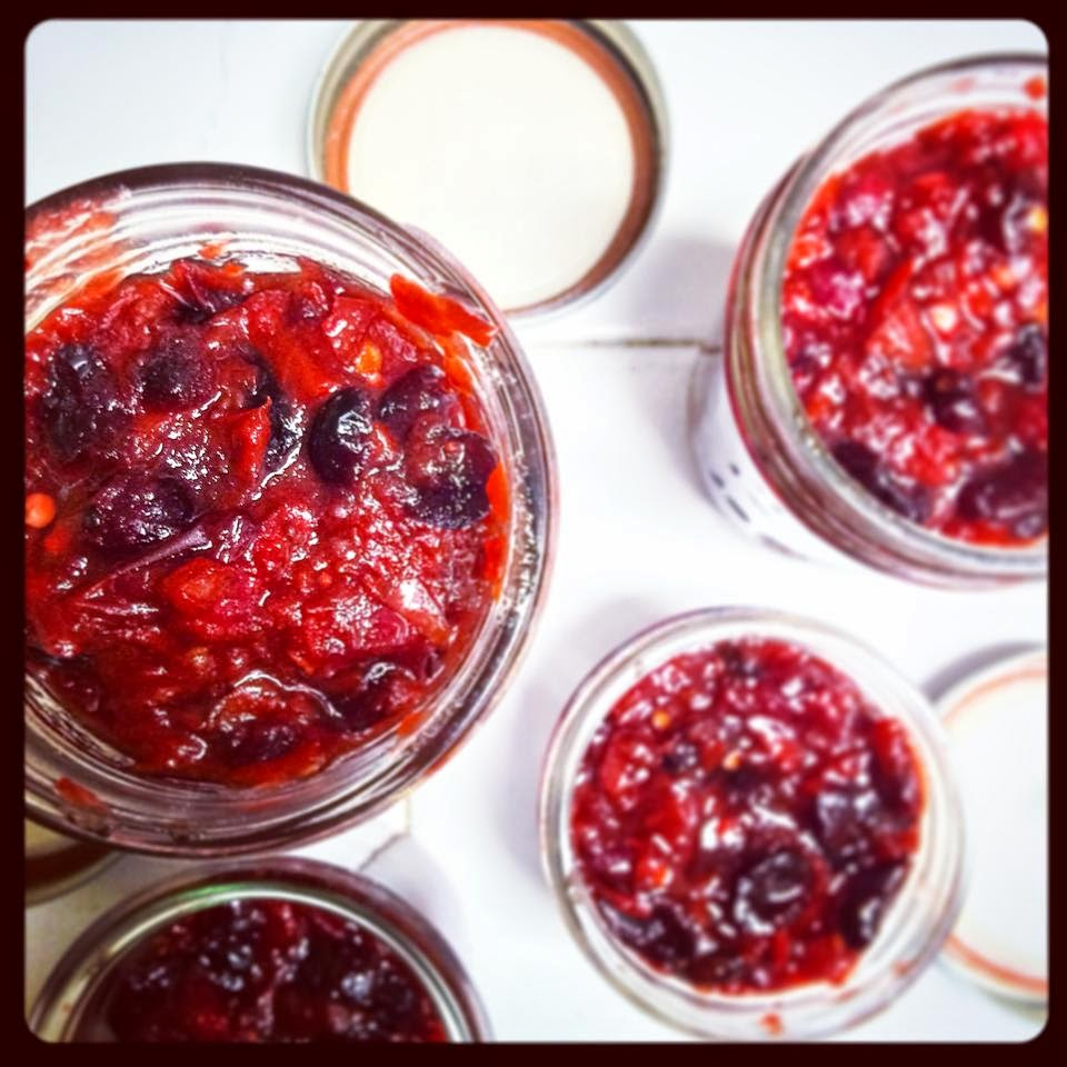 ... instagrub: Homemade Cranberry Pepper Jelly (for the holidays