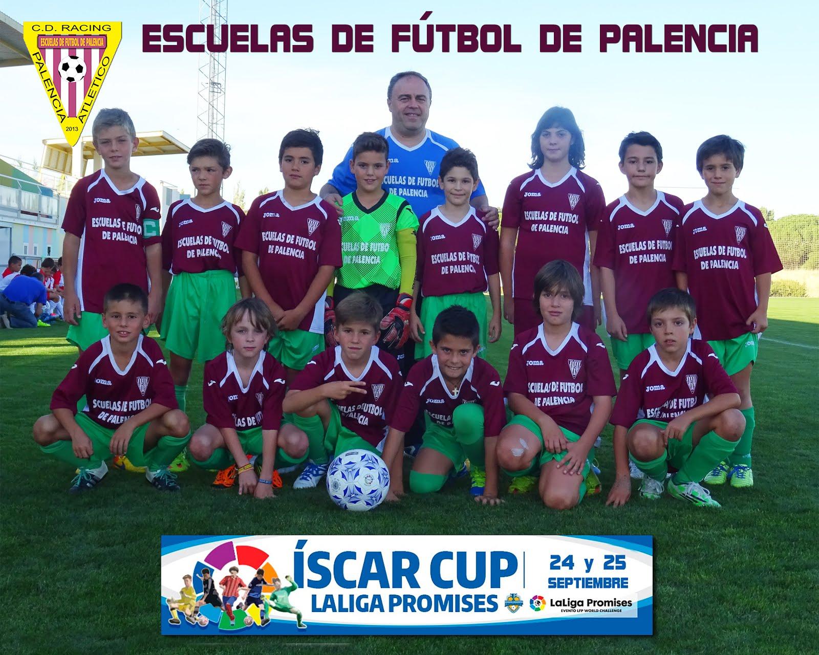 HACIENDO HISTORIA.  LIGA PROMISES - ISCAR CUP 2017