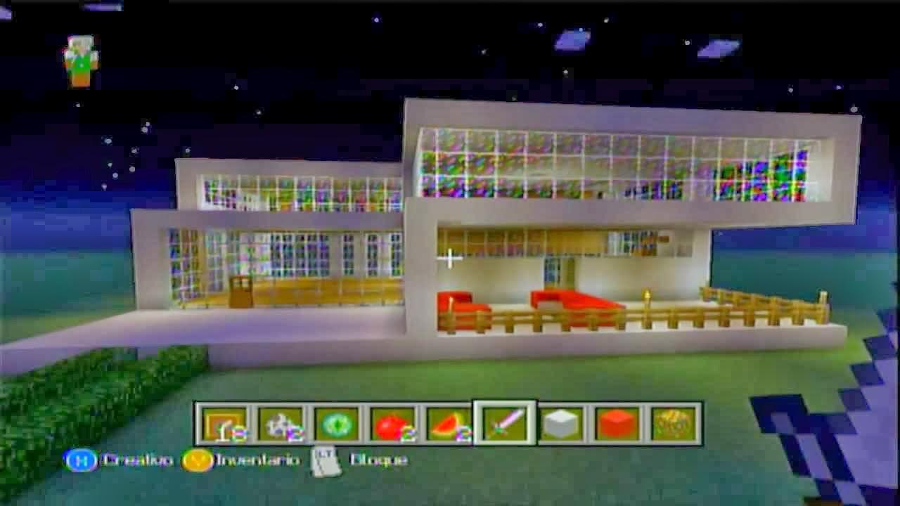 Minecraft casas - Fotos de casas modernas de minecraft ...