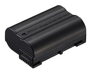 Kamerabatteri Li-ion