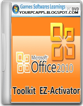 Ms Office 2010 Toolkit and EZ Activator
