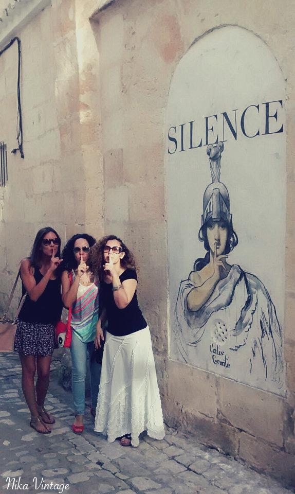 silenci, silencio, Carles Gomila, ciutadella, Ciudadela, momentos