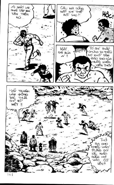 Jindodinho - Đường Dẫn Đến Khung Thành III Tập 26 page 104 Congtruyen24h