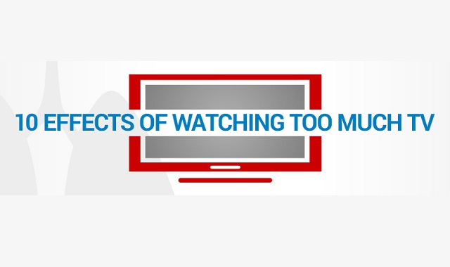 effects of watching too much television essay Watching too much tv could shorten but this latest research found that watching tv specifically can have an even more negative effect than other types of.