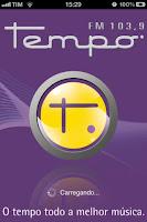 ouvir a Rádio Tempo FM 103,9 Fortaleza