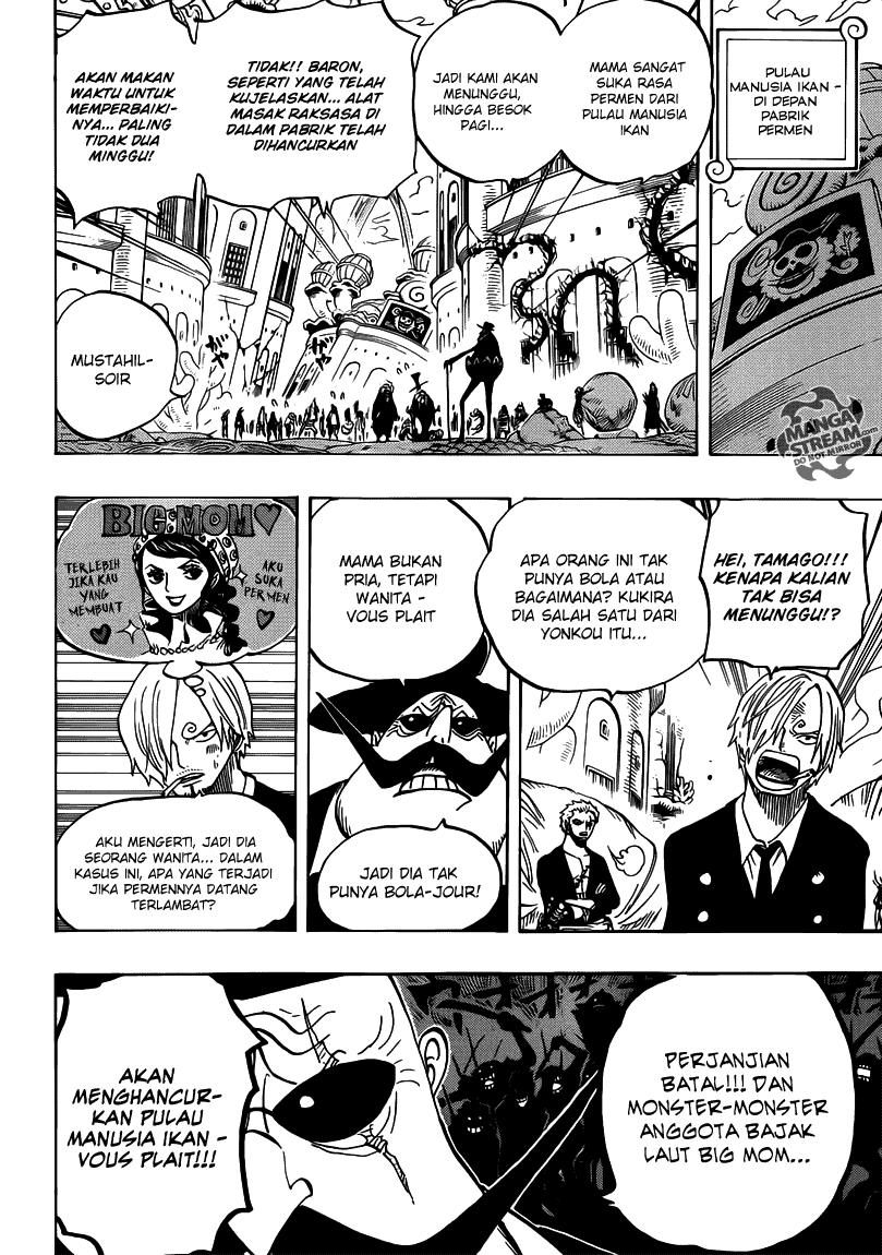 Baca Manga, Baca Komik, One Piece Chapter 651, One Piece 651 Bahasa Indonesia, One Piece 651 Online