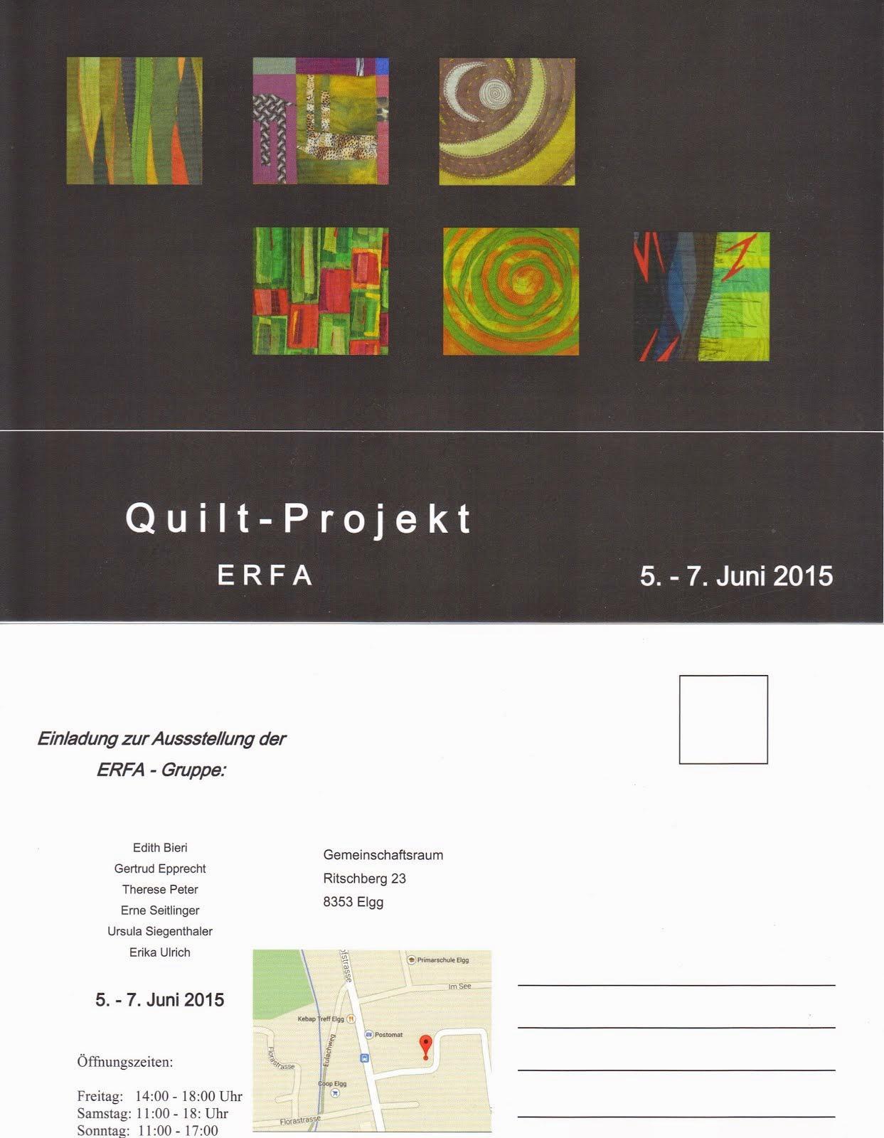 ERFA Ausstellung in Elgg