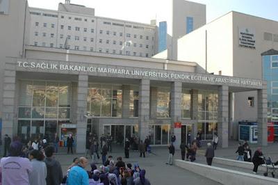 PENDİK Marmara Eğitim ve Araştırma Hastanesi