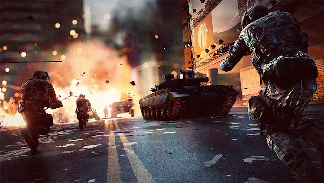 Battlefield 4 PC GamePlay