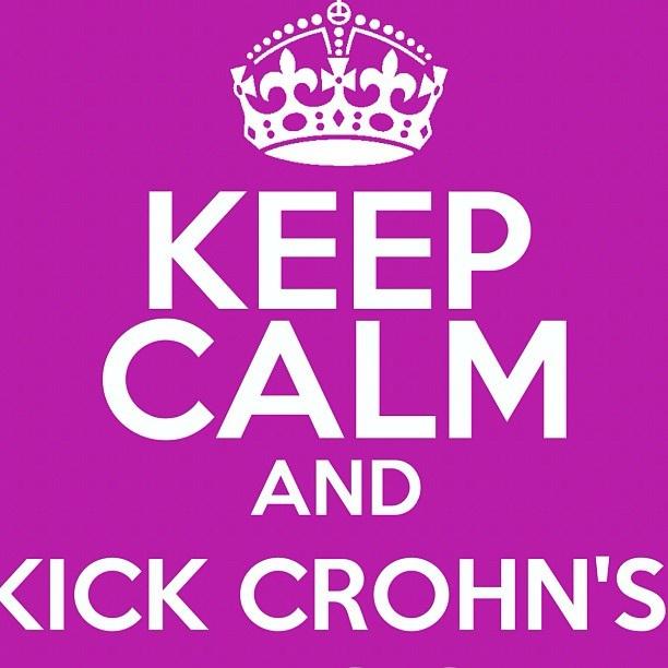 Kick Crohn's!