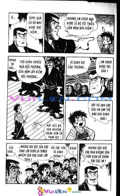 Siêu quậy Teppi chap 6 - Trang 38