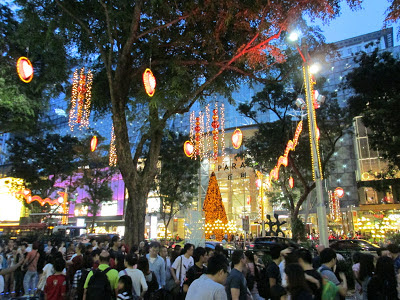 Christmas Orchard Singapore