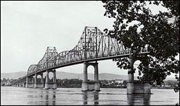 Franklin-Benton Inter Bridge - 1922