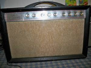 Craigslist Vintage Guitar Hunt: Silvertone 1474 Twin ...