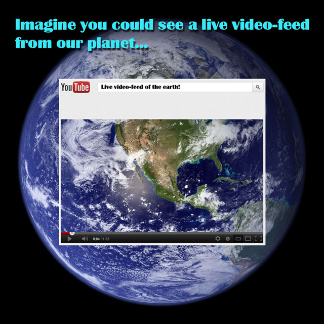 nasa live feed of earth - photo #44